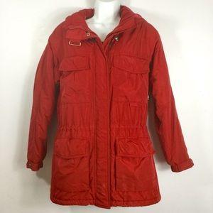 L.L. Bean Hooded Parka Heavy Jacket